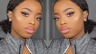 Full Coverage Pink Spring Makeup Tutorial