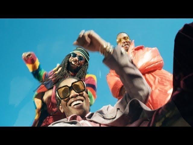 DRAM - Gilligan ft. A$AP Rocky & Juicy J  [OFFICIAL VIDEO]
