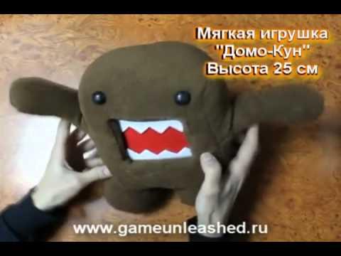 Domo - kun hand made · Roman Prokofyev