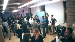 Tech In Motion Meetup, Toronto,  30sec Timelapse, Demo Room