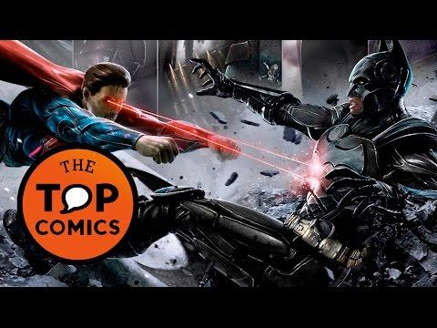 Top 10 videojuegos de superhéroes