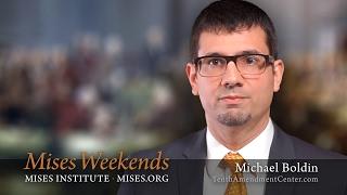 Michael Boldin: CalExit and Secession