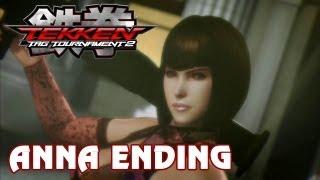 Tekken Tag Tournament 2 - 'Anna Ending' TRUE-HD QUALITY