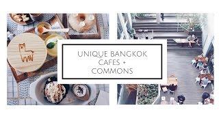 What & Where | Bangkok: Interesting Alpaca Cafe & The Commons