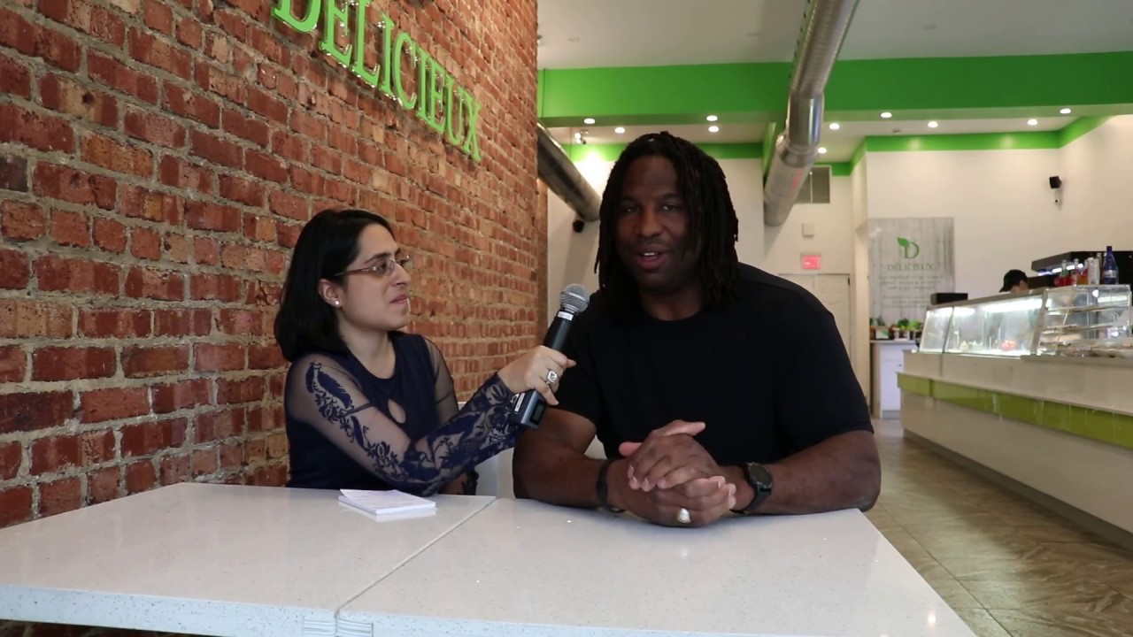 Georges Laraque on activism politics and Hollywood Movie cameo in Goon