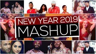 New Year 2019 Hindi Party Mashup   New Hindi Songs   VOL-2   Bharat Bass