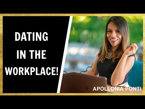 Dating In The Workplace | 4 Tips To Increase Chemistry & HR Dangers!