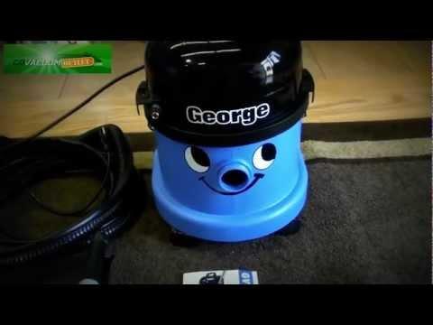 Numatic George GVE370 Wet/Dry Vacuum