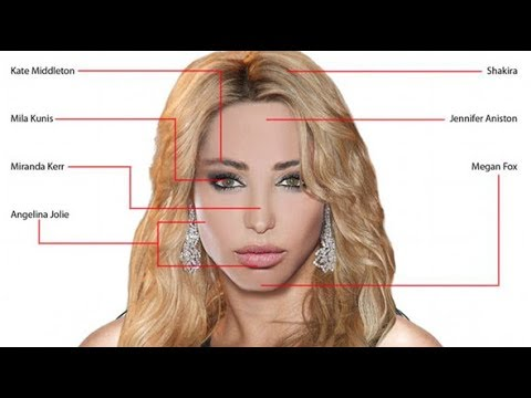 to be perfect facial features and constructed the  quot perfect female fHungarian Facial Features