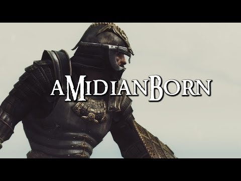 Skyrim Mod Collection - aMidianBorn Textures