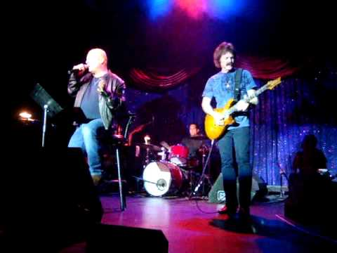 """Let It Be"" — Michael Chiklis Band (MCB) live from Project Angel Food Benefit 2010"