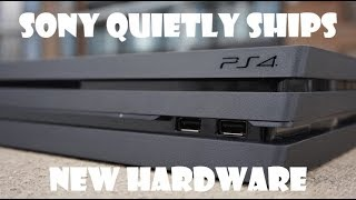 Sony Quietly Releases NEW Hardware SKU# CUH-2200, What's The Difference?