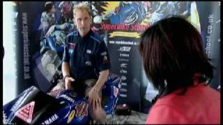 Superbike school UK: The Hip flick