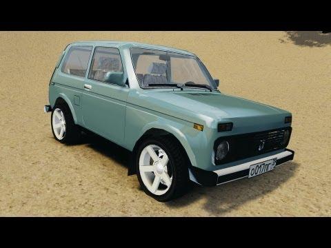 VAZ 21214 Niva (Lada 4x4)