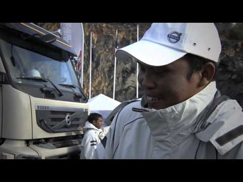 Volvo Trucks - Asia Off road Fuelwatch final 2011