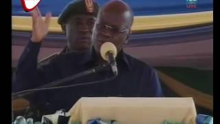 Ziara Ya Rais Magufuli Mkoani Kigoma