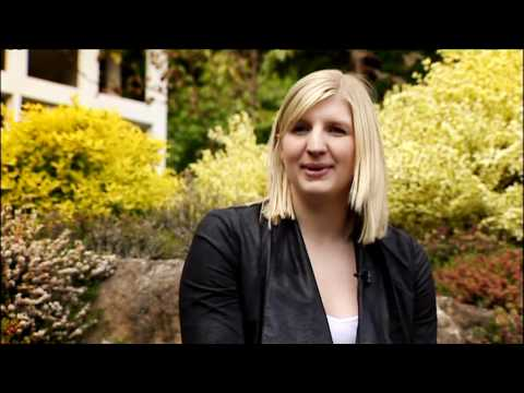 Road to 2012: Setting Out - Rebecca Adlington