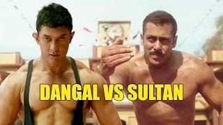 Aamir Khan VS Salman Khan. Who is better as wrestler? PUBLIC REACTION Sultan VS Dangal