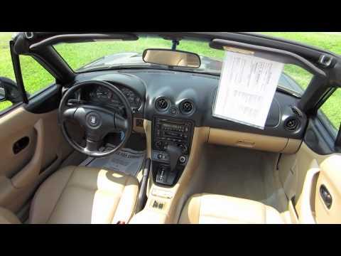 Short Takes: 1999 Mazda Miata MX-5 (Start Up. Engine. Full Tour)