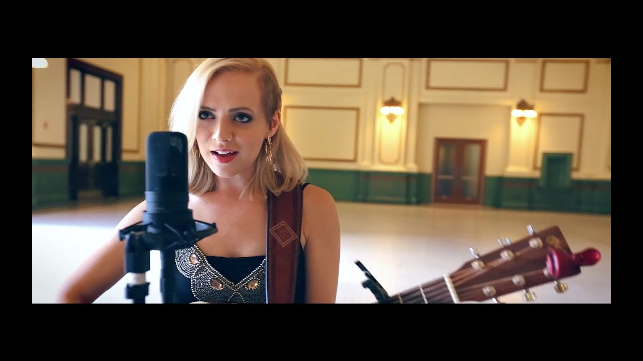 Shower Becky G Madilyn Bailey Acoustic Version Youtube