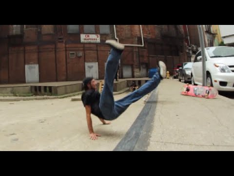 Ultimate Skateboard Slam Montage!