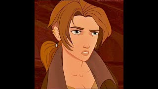 Disney Gender-bend Part 2 [ TREASURE PLANET & ATLANTIS ]