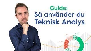 Guide: Lär dig handla aktier med Teknisk Analys (TA)
