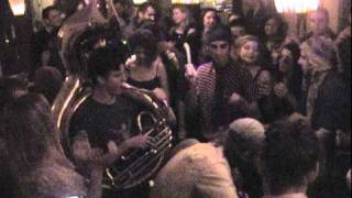 Mark Marczyks Lemon Bucket Orkestra Music From the Front