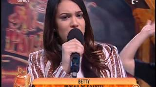 "Betty - ""Rochii de şoapte"""
