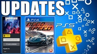 NEW GAME Leaked - FREE PS4 Games - PS PLUS Bonuses Update - PS5 Release Date (Playstation News)