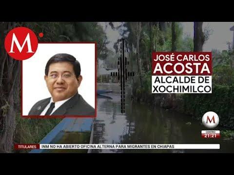 Regularán consumo de alcohol en trajineras de Xochimilco