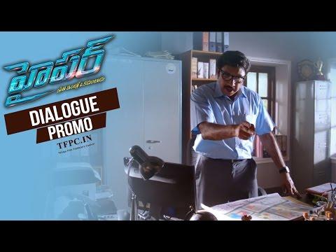 Ram's Hyper Dialogue Trailer 02 | Hyper Hit | Ram | Raashi Khanna | TFPC
