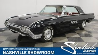 1963 Ford Thunderbird for sale | 1101-NSH