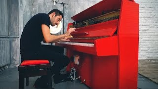 download lagu Attention - Charlie Puth Piano Cover - Peter Bence gratis