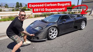 THE RAREST BUGATTI EVER MADE! *PRICELESS*