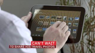 Lenovo IdeaPad K1 Tablet Tour