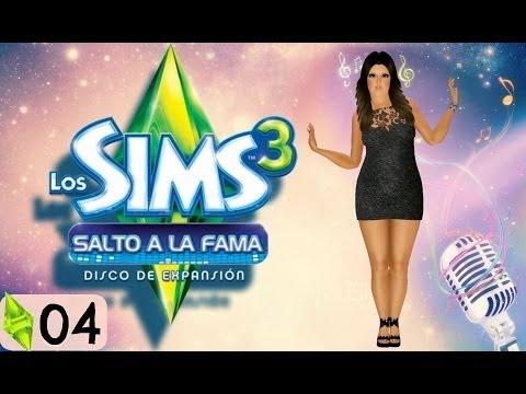 Los Sims 3 Salto a la fama - Capítulo 4 Resfriado musical
