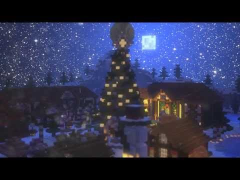 New Year's Surprise - Minecraft Animation