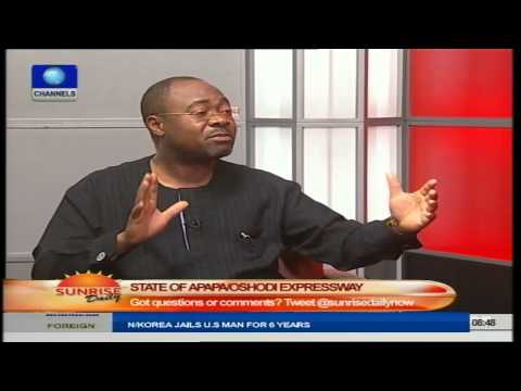 Government Committed To Reconstructing Oshodi-Apapa Road - Amoye Part 2
