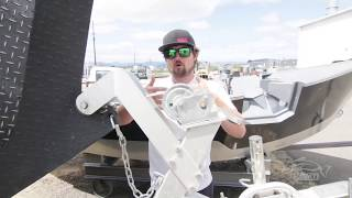 Pavati Marine Video: Warrior Wavecutter Bow