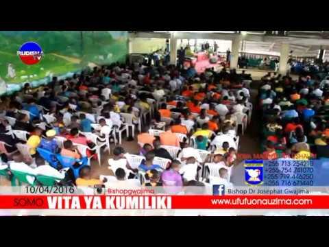 MAOMBI YA VITA YA KUMILIKI 15 - Bishop Dr. Josephat Gwajima