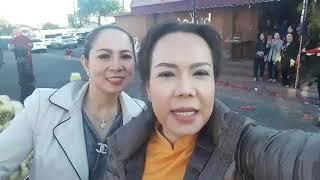 Việt Hương khai trương đầu Xuân Kỷ Hợi California, Mỹ [LIVE]