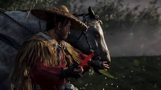 E3 2018 Ghost of Tsushima  Gameplay Demo Playstation Conference