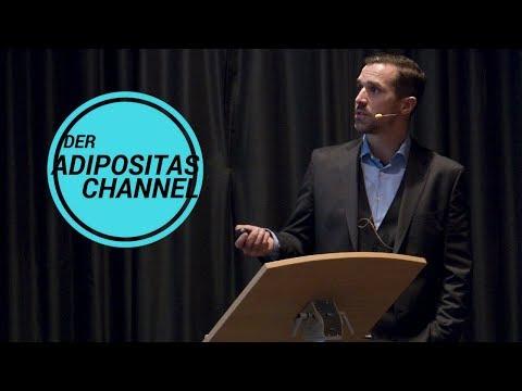 Adipositas Symposium - Hinter den Kulissen der bariatrischen Chirurgie (Vortrag Prof. Marco Bueter)