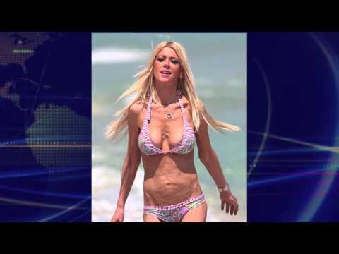 Tara Reid sufre de anorexia, impactantes imágenes en traje de baño