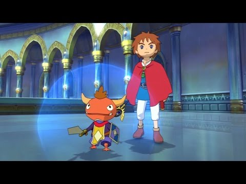 Ni No Kuni: Wrath Of The White Witch - Witches Lair [88] klip izle
