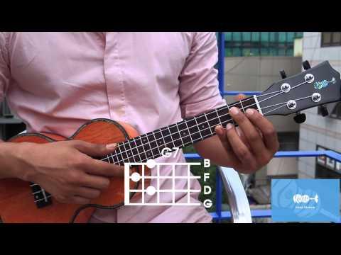 Zee Avi - just you and me (Ukulele tutorial)