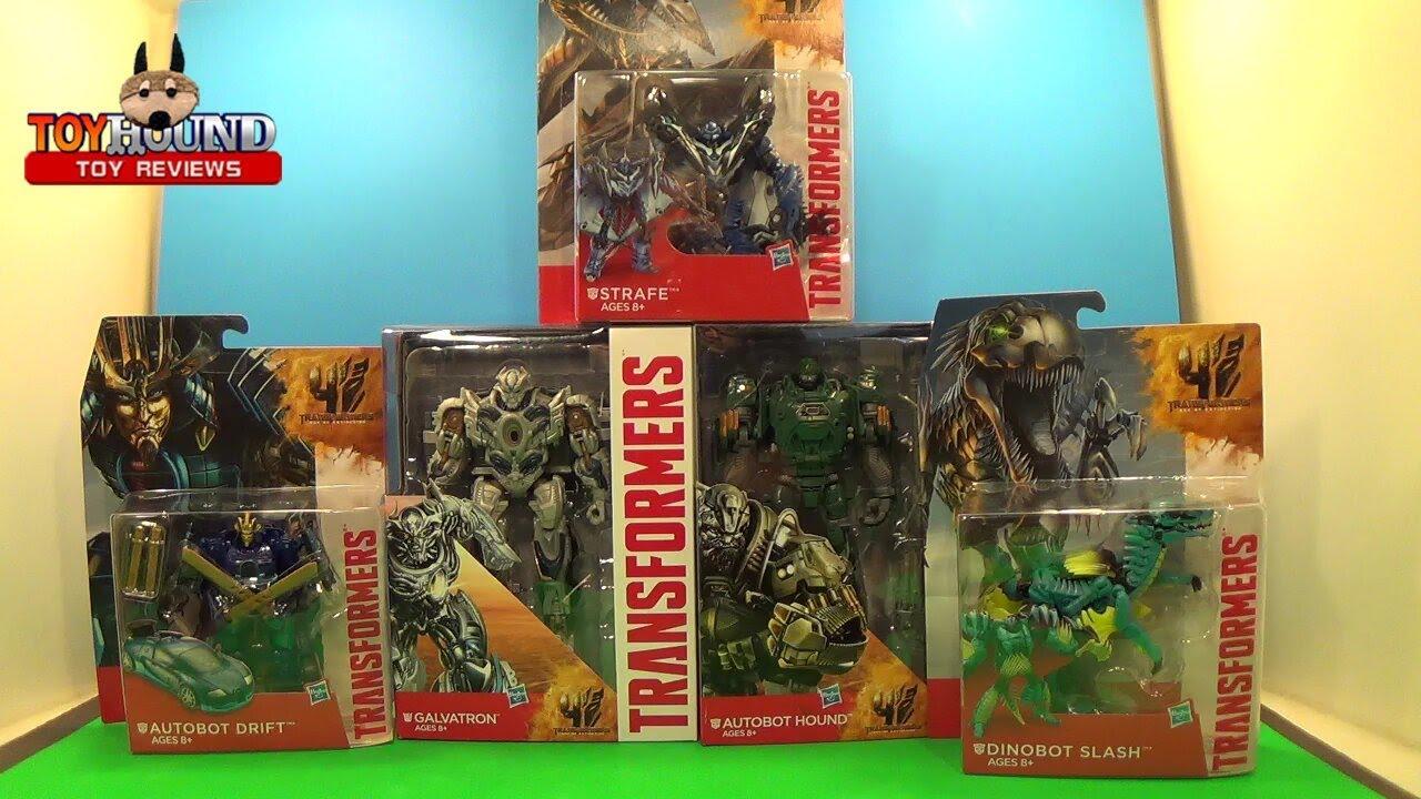 Extinction Toys Age of Extinction Toys