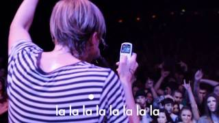 Watch Awolnation Jump On My Shoulders video