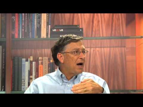 Bill Gates Talks with Students at Georgia Tech